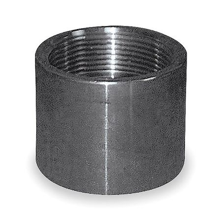"1/4"" FNPT SS Threaded Coupling"
