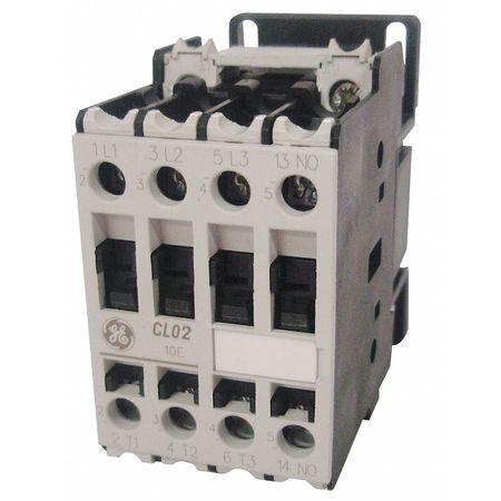 IEC Magnetic Contactor, 480VAC, 22A, 1NO, 3P