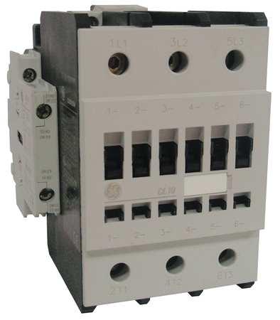 IEC Magnetic Contactr, 120VAC, 96A, 1NC/1NO