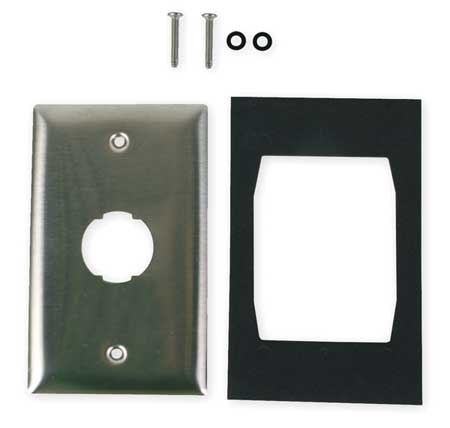 Wall Plate, 1port, 1gang