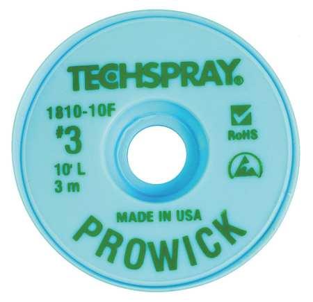 Pro Wick Green #3 Braid - AS