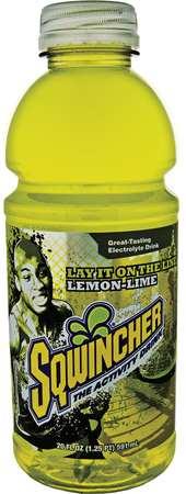 Sports Drink Lemon-Lime 20 oz,  PK24