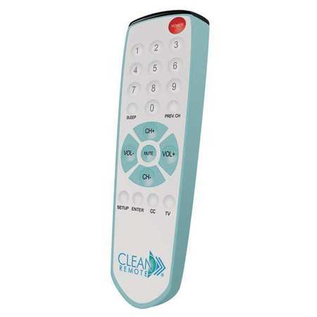 Spillproof Universal Remote Control