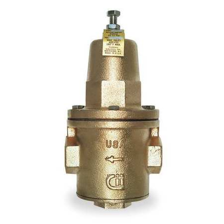 Water Pressure Reducing Valve, 1-1/2 In.