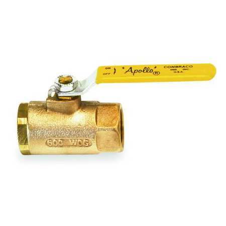 Bronze Ball Valves,  Standard-Port