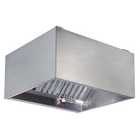 Dayton Commercial Kitchen Exhaust Hood Ss 60 In 20ud06