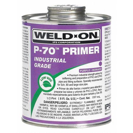 Primer, Purple, 8 Oz, PVC and CPVC