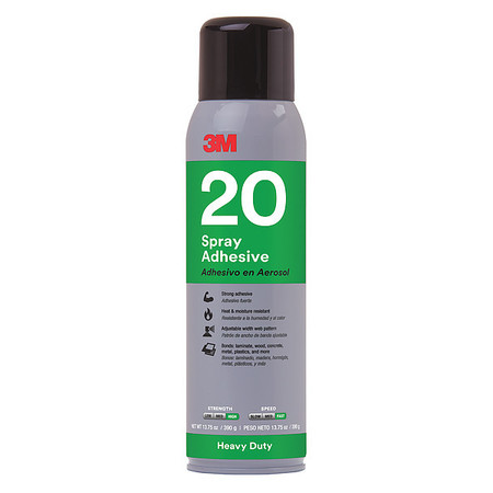 Spray Adhesive, Woodworking, 20 oz.