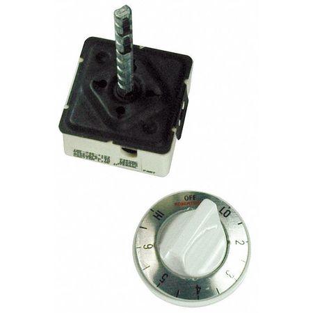 Elec Cook Control, Repl INF-120-1152