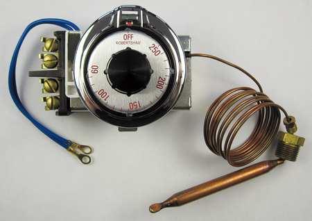 Elec Cook Control, Thermostat, 120/277V