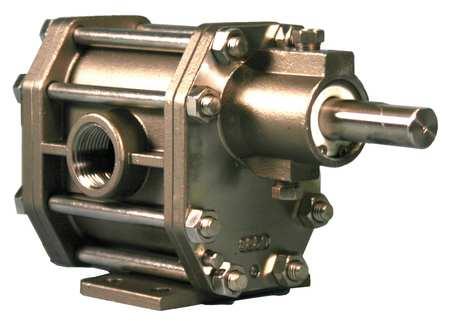 Rotary Gear Pedestal Pump, GPM 19.6