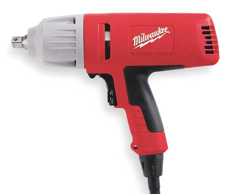 Impact Wrench, 120VAC, 7.0 Amps, 1/2""
