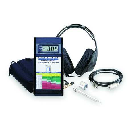 Vibration Meters & Accessories