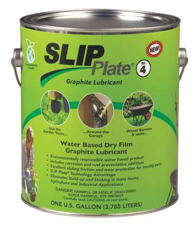 Dry Film Graphite Lubricant, 1 Gal