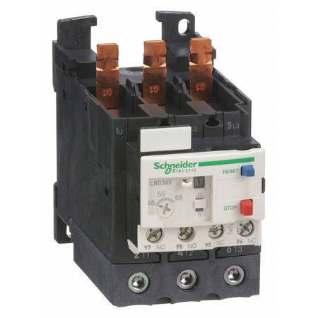 Overload Relay, 48 to 65A, Class 10, 3P