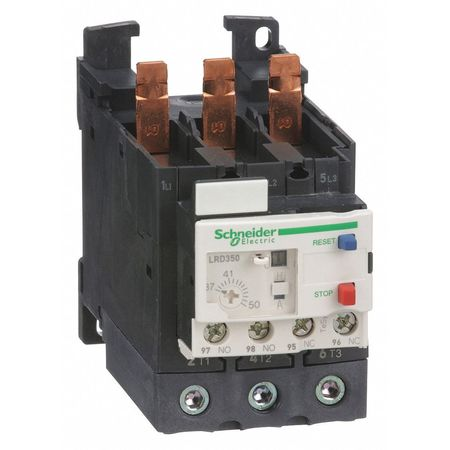 Overload Relay, 37 to 50A, Class 10, 3P