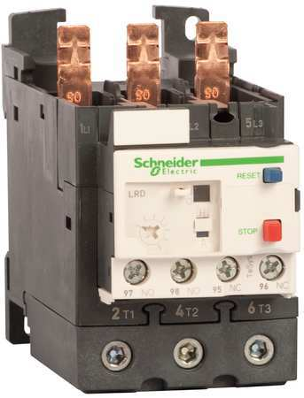 Schneider Electric Overload Relay 37 to 50A Class 10 600VAC