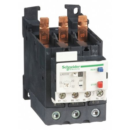 Overload Relay, 23 to 32A, Class 10, 3P