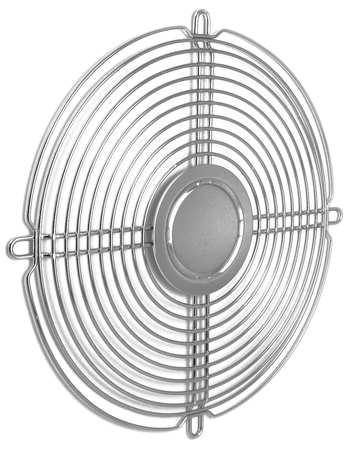 Fan Guard,  Intake, Fan Size 6-3/4In