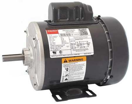 GP Mtr, CS, TEFC, 1/2 HP, 1725 rpm, 56