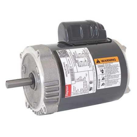GP Mtr, CS, TENV, 1/3 HP, 3450 rpm, 56C