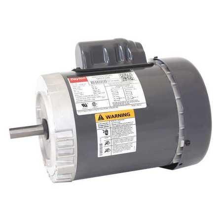 GP Mtr, CS, TEFC, 1/2 HP, 3450 rpm, 56C