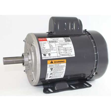 GP Mtr, CS, TEFC, 1 HP, 1725 rpm, 56HZ