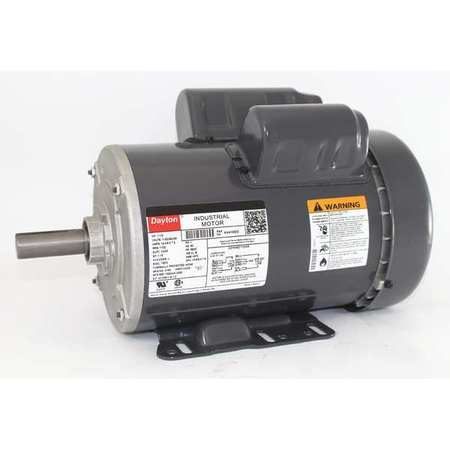 GP Mtr, CS, TEFC, 1-1/2 HP, 1725 rpm, 56HZ
