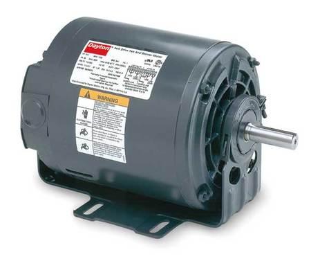 Motor, 1/3,  1/6 HP, 1725/1140 RPM, 115 V