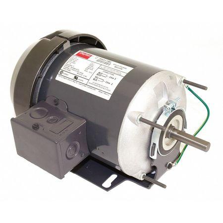 GP Mtr, Split Ph, TEFC, 1/4 HP, 1725 rpm, 48Z