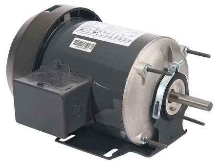 GP Mtr, Split Ph, TEFC, 1/4 HP, 1725 rpm, 48Z