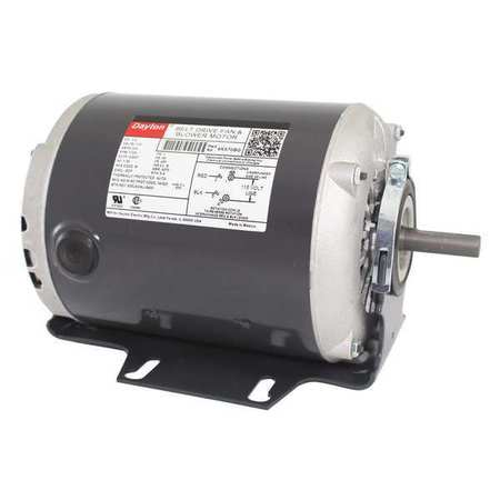Motor, 1/3 HP, Split Ph, 1725 RPM, 115 V