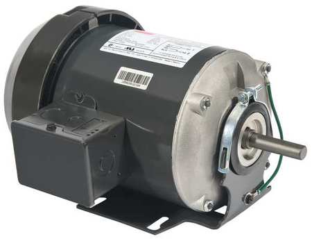 GP Mtr, Split Ph, TEFC, 1/3 HP, 1725 rpm, 48