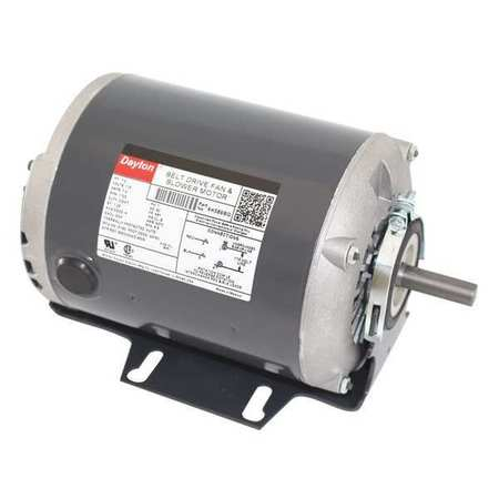 Split-Phase Belt Drive 1/2 HP Fan/Blower Motors