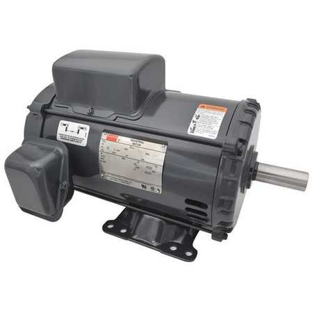 GP Mtr, CSCR, Phase 1, 5 HP, 3530 RPM, 184T