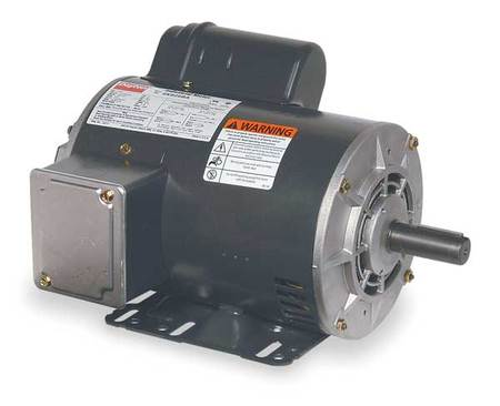 GP Mtr, CS, ODP, 1-1/2 HP, 1725 rpm, 56HZ