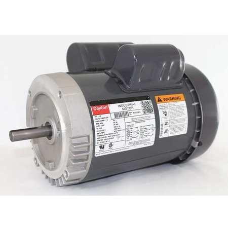 GP Mtr, CS, TEFC, 1-1/2 HP, 3450 rpm, 56C
