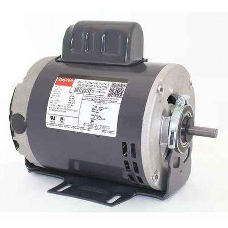 Motor, 3/4 HP, Split Ph, 1725 RPM, 115 V