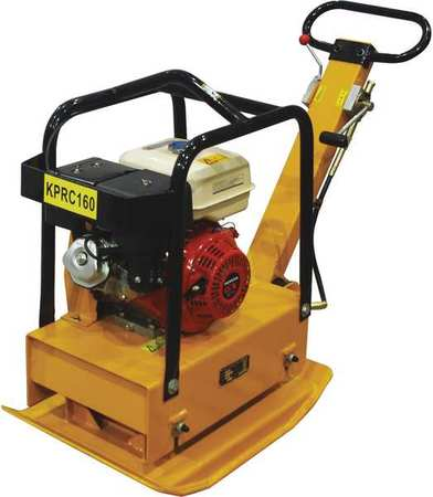 Vibratory Reversible Plate Compactor