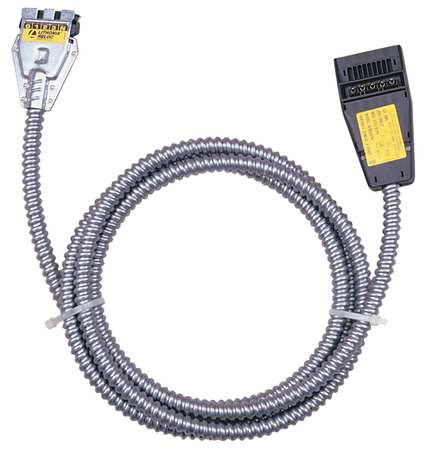 2-Port Cable, OnePassOC2, 277V, 15FT