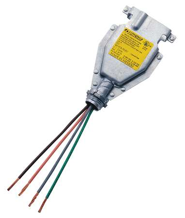 Converter, Quick-FlexQC, 120V, 11-1/2 In. L
