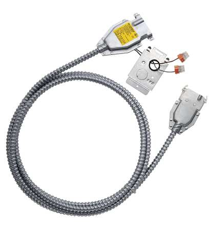 Fixture Cable, Quick-FlexQFC, 120V, 5FT
