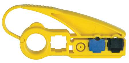 Radial Cable Stripper, 5-5/8 In