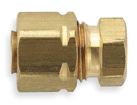 "1/4"" Compression-Align Brass Seal Plug 25PK"