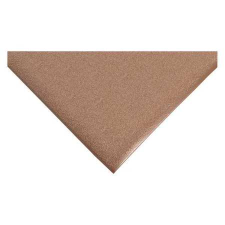 Antifatigue Mat, Brown, 2ft. x 3ft.