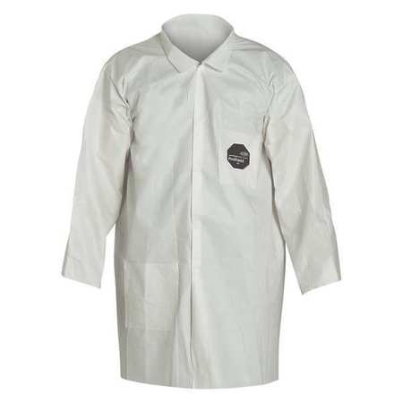 Lab Coat, L, Proshield/Nexgen(R), PK30
