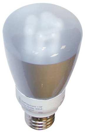 GE LIGHTING 11W,  R20 Screw-In Fluorescent Light Bulb