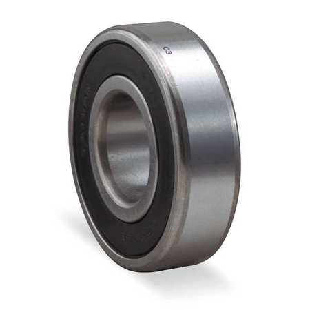 Radial Bearing, Double Seal, 20mm Bore