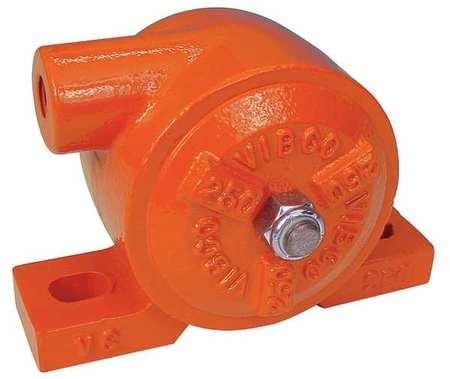 Pneumatic Vibrator, 500 lb, 5500 vpm, 80psi
