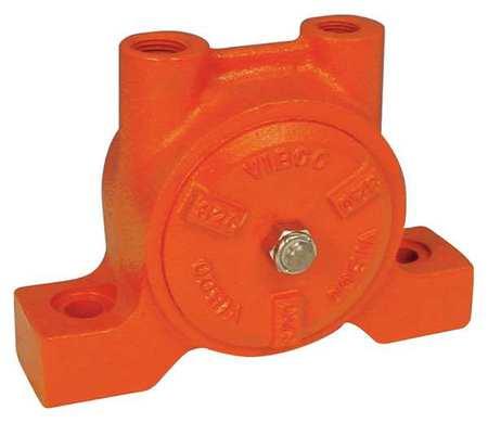 Pneumatic Vibrator, 600 lb, 5500 vpm, 80psi
